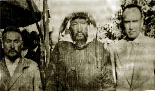 Doç.Dr. Ömer Kul - Altayların Şeyh Şamil'i: Osman Batur Han (1899-29 Nisan 1951) - OGÜN Haber - Günün Önemli Gelişmeleri, Son Dakika Haberler