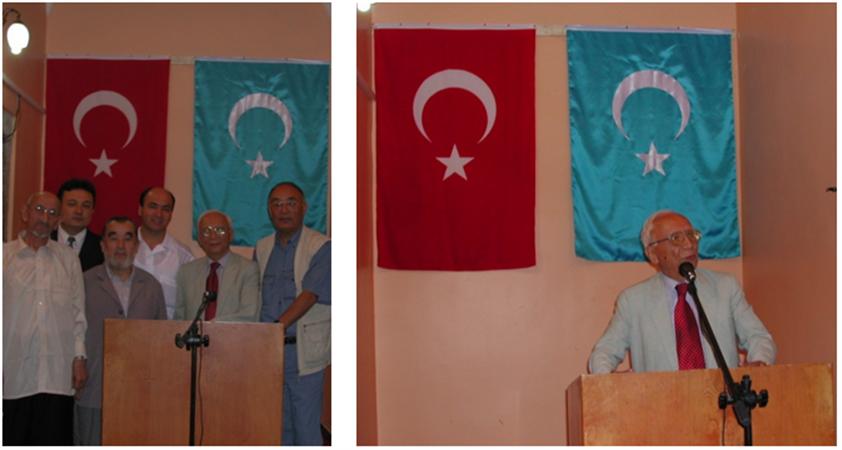 Doç.Dr. Ömer Kul - 'Biz Çin ile iki iyi komşu olabiliriz' diyen Bir Devlet  ve Dava Adamı: General M. Rıza Bekin Paşa (1924-16 Şubat 2010)