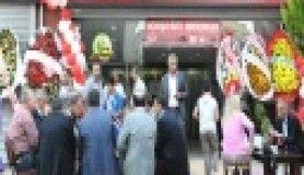 Adıyaman Pazarı, muhteşem bir açılışla İstanbul'da hizmete girdi