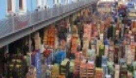 İstanbul, günde 9 bin ton meyve sebze tüketiyor