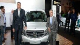 Mercedes-Benz Auto Show 2012'de