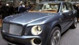 Bentley'den ultra lüks araç
