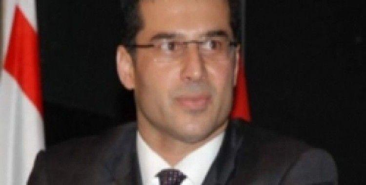 KKTC Dışişleri Bakanı Özgürgün, DMD üyeleri ile buluştu