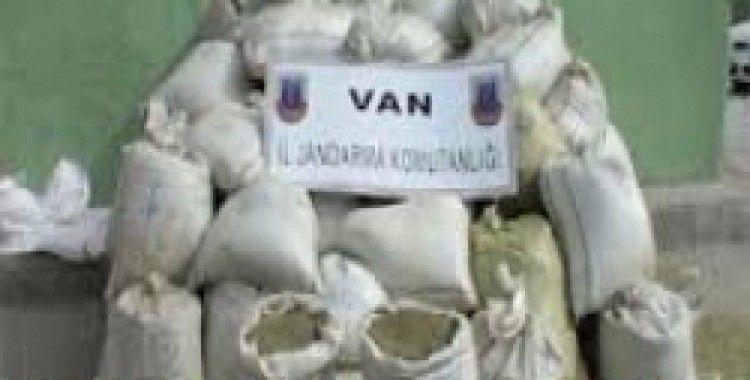 Van'dan ABD'ye uyuşturucu sevkiyatı