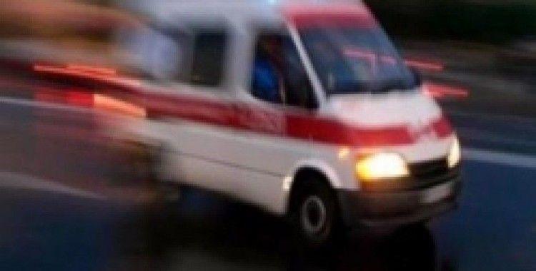 AK Partili vekilin oğlu ve yeğeni yaralandı