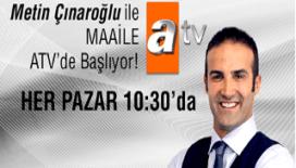 Metin Çınaroğlu ile 'Maaile'