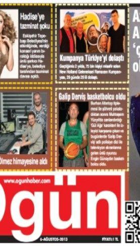 Ogün Gazetesi sayı:167