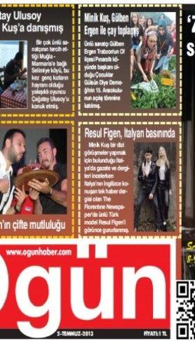 Ogün Gazetesi sayı:166
