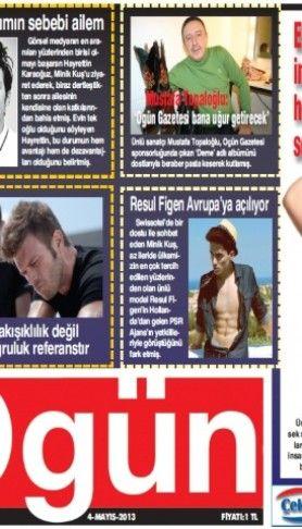Ogün Gazetesi sayı:164
