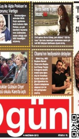 Ogün Gazetesi sayı:165