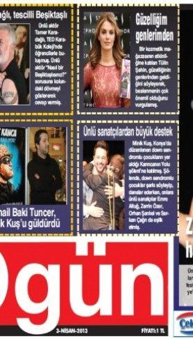 Ogün Gazetesi sayı:163
