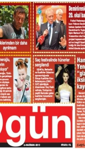 Ogün Gazetesi sayı:158