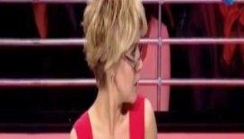 Okan Bayülgen, Gülben Ergen'e gözlük taktı
