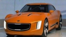 2014 Kia GT4 Stinger Concept Detroit'te sahne alıyor