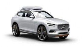 Volvo Concept XC Coupe Detroit'te en iyi konsept oldu