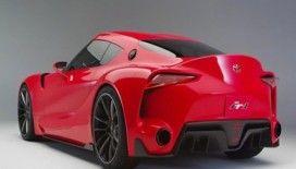 Toyota FT-1 konseptinin detayları açıklandı