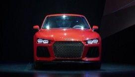 Audi, lazer far teknolojisiyle BMW'ye gözdağı verdi