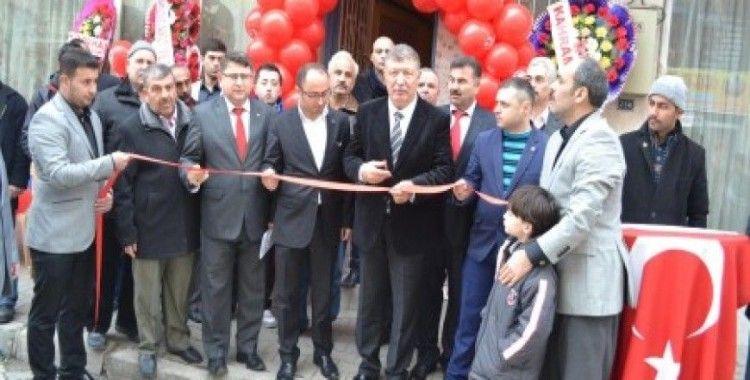BBP Turgutlu İlçe binası törenle açıldı