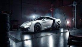 Ultra lüks otomobil; Lykan Hypersport