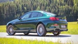 Alpina imzalı BMW Grand Coupe