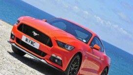 500 Mustang'e 30 Saniye Yetti