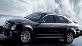 Cadillac, Shanghai GM'leri geri çağırdı