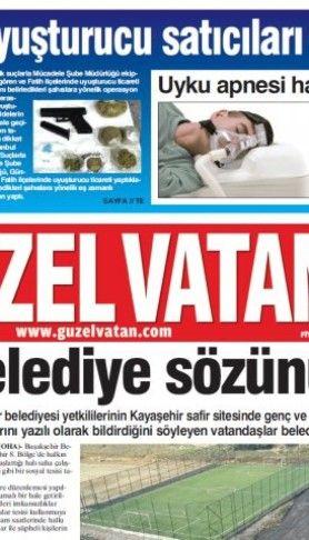 Güzel Vatan E-Gazete Sayı:71