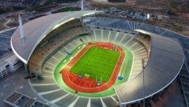 Nasıl Olimpiyat Stadı'na giderim ?