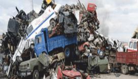 Mevcut olmayan veya motorlu taşıt olma vasfını kaybeden taşıtların silinmesi