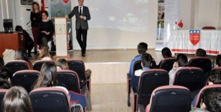Bursalı öğrenciler mesleklerini seçiyor