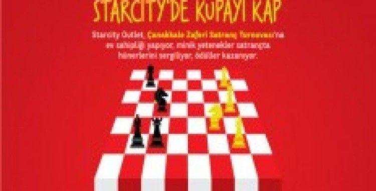Starcity AVM Çanakkale Zaferi Ödüllü Satranç Turnuvası