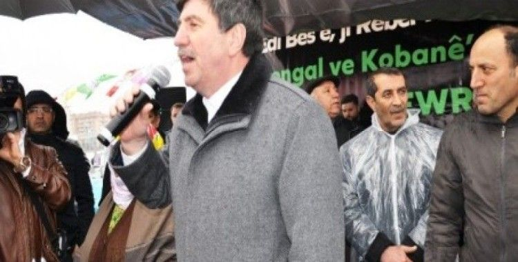 Malatya'da nevruz kutlaması