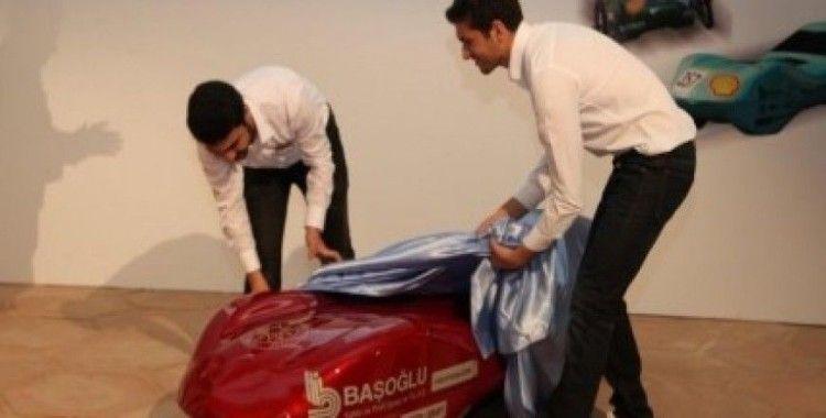Türkiye'nin en verimli elektrikli aracı Eco-Maraton'a uğurlanıyor