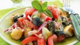 Toskana salatası tarifi