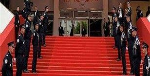 Cannes Film Festivali için güvenlik alarmı