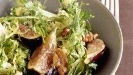 İncirli cevizli salata tarifi