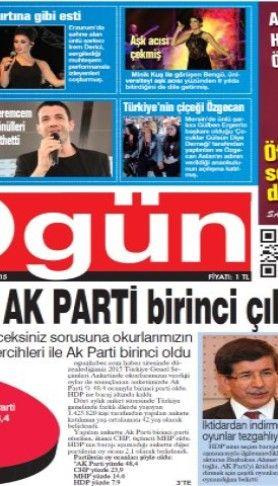 Ogün Gazetesi sayı:185