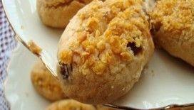 Kuru meyveli kurabiye tarifi