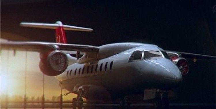 Türkiye'nin ilk bölgesel jet uçağını TRJet üretecek