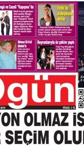 Ogün Gazetesi sayı:186