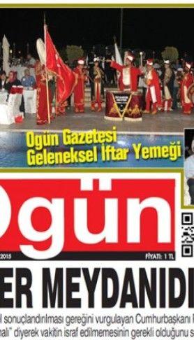 Ogün Gazetesi sayı:187