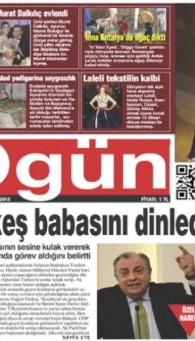 Ogün Gazetesi sayı:189