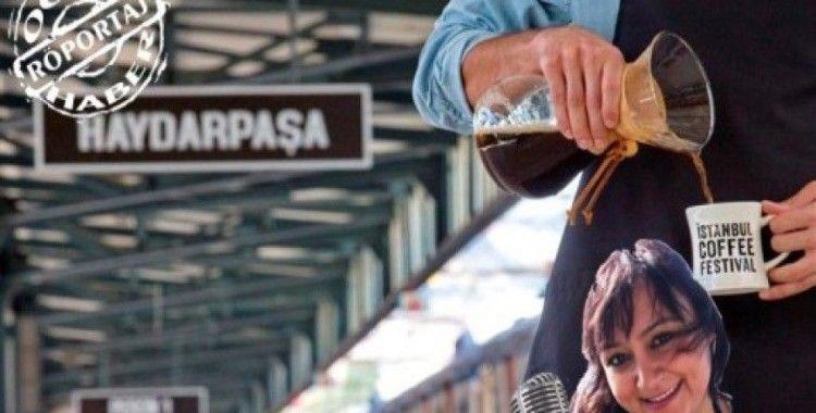 Haydarpaşa Garı'nda kahve dolu bir yolculuk başlıyor