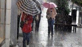 İstanbul'da akşam saatleri kuvvetli yağış bekleniyor