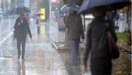 Hafta sonu yağışlar geliyor