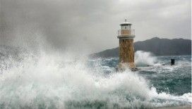 Balıkçılara fırtına uyarısı
