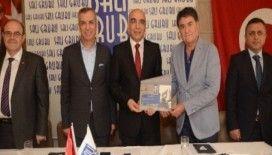 Antalya'ya sanayi stratejisi önerisi