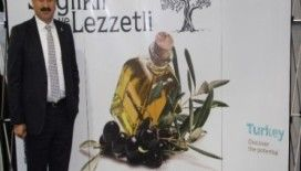 Zeytin ve zeytinyağı üç koldan tanıtılacak