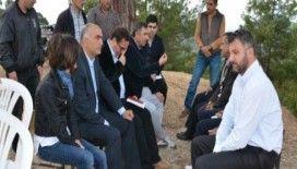 DSİ 13. Bölge Müdürü Turkay'dan Alanya Yeniköy Barajına inceleme