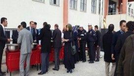 Çamardı Anadolu İmam hatip Lisesinde aşure etkinliği